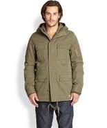 Diesel Men`s Olive Green Waclarris Field Jacket – Size L($458) - $213.13