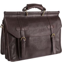 Hidesign, Roma  Leather Briefcase - $379.00