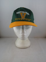 Vermont Catamounts Hat - 2 Tone Classic by Twins - Adult Snapback - $49.00