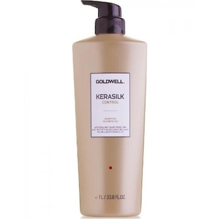 Goldwell USA Kerasilk Control Shampoo 33.8oz