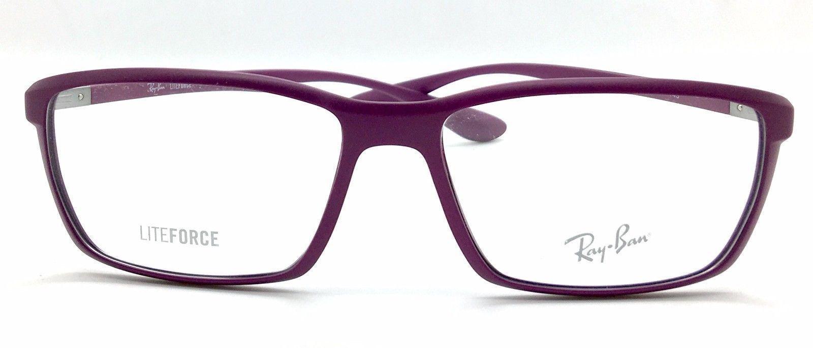 fb25f70359f Ray Ban RB 7018 5253 LightForce Eyeglasses and 50 similar items. 57