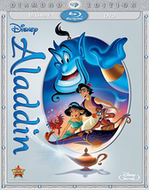 Disney Aladdin: Diamond Edition [DVD + Blu-ray]