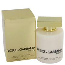 Dolce & Gabbana The One 6.7 Oz Perfumed Body Lotion image 5