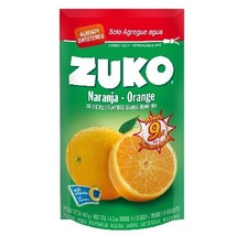 Zuko Orange Drink Mix (12x14.1OZ ) - $85.74
