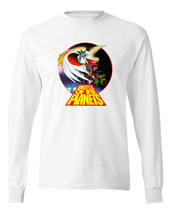 Battle of Planets T-shirt Long Sleeve 80s anime Saturday Cartoon cotton tee image 1