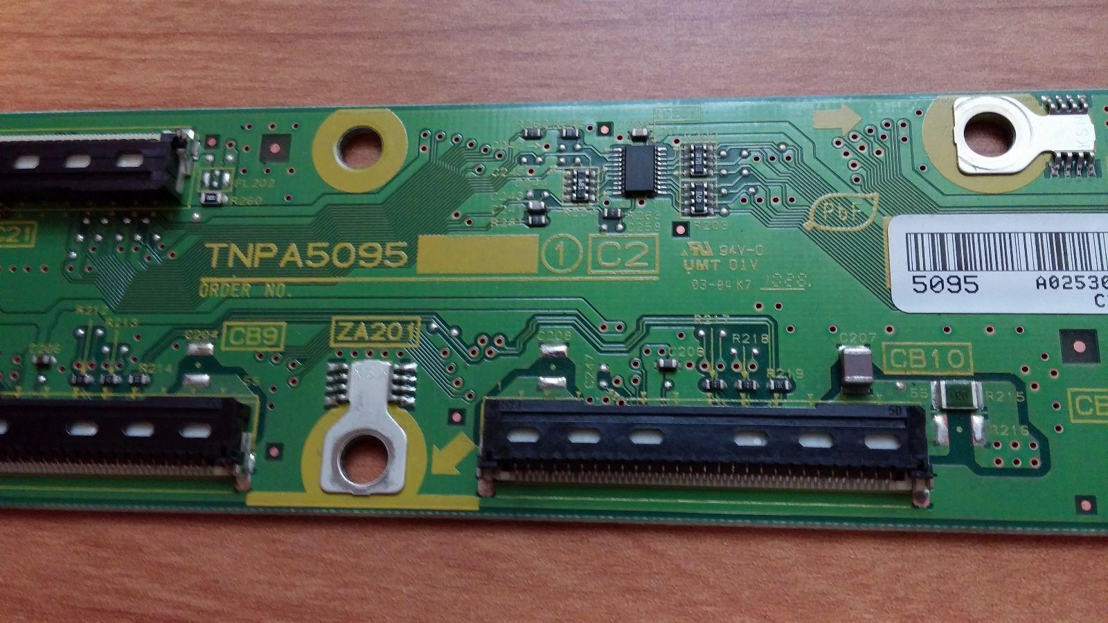 Panasonic TXNC21LHUU (TNPA5095, TXNC211NEK42) C2 Board **FREE SHIPPING**