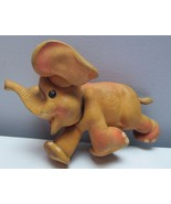 Vintage Rempel Rubber  Elephant Squeaky Toy - $37.80