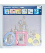 Walt Disney World Capture The Magic Scrapbooking Kit Princess Castle Mic... - $24.25