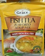 3 packs Grace Fish Tea Soup Mix 45 grams x 3 - $9.50