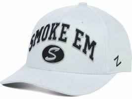 Smokeyton University  Smoke 'em  Zephyr NCAA Z Sport Cap Hat  OSFM - $18.99