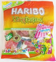 HARIBO Tangfastics Ice Cream Sorbet Carnival -160g -Made in England - $4.41