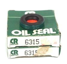 LOT OF 2 NIB CHICAGO RAWHIDE 6315 OIL SEALS