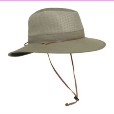 Primary image for Solar Escape Outback Men's UV Protection UPF 50+ Hat  Olive