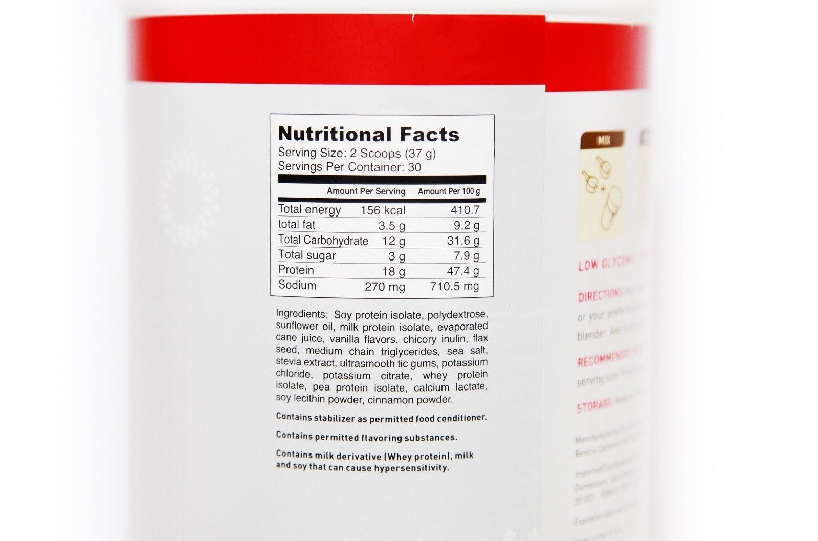 a006b6f81f 8 Boxes XFHL Nutritional Meal Biscuit + Zrii Achieve French Vanilla x3  Bottle