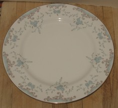 """Imperial China Seville W Dalton 10 3/8"""" Dinner Plate Replacement Blue Ro... - €7,63 EUR"""