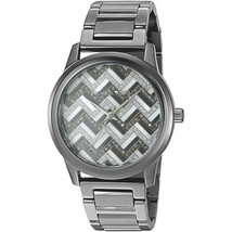 Michael Kors Women's Hartman Gunmetal Gray Watch Stainless Bracelet MK35... - $89.09