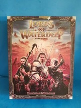 Dungeons & Dragons Lords of Waterdeep Board Game Age 12+ 2-5 Players Com... - $37.39