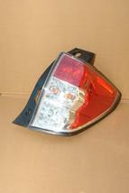 09-13 Subaru Forester Taillight Brake Light Lamp Right Passenger Side RH image 1