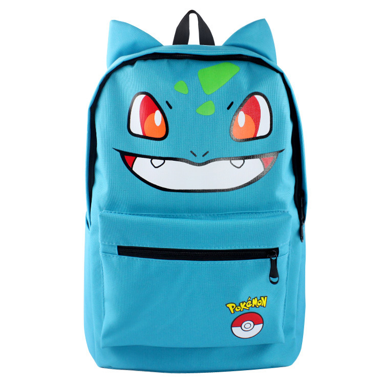 87dc69f91c5c Pokemon Backpack Schoolbag Daypack Blue and 14 similar items