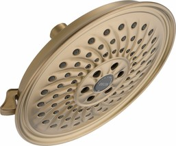 Delta 52687-CZ Delta 3 Setting H2Okinetic Traditional Raincan Showerhead - $154.78