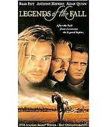 BRAND NEW FACTORY SEALED  VHS Legends of the Fall1994 Brad Pitt Columbia... - $6.92