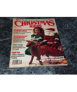 Christmas Ideas Magazine 1984 English Country Cottage - $2.99