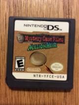 Mystery Case Files: MillionHeir (Nintendo DS, 2008) - $8.79