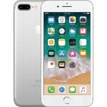 iPhone 7 Plus - Unlocked - Silver - 32GB - $206.99