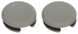 2 Pcs Grey Analog Stick Cap Joystick Cover for Nintendo 2DS 3DS 3DS XL LL - $5.99