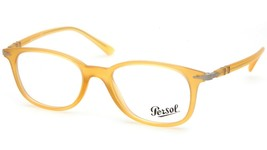 New Persol 3183-V 1048 Yellow Eyeglasses Frame Glasses 52-19-145mm Italy - $123.74