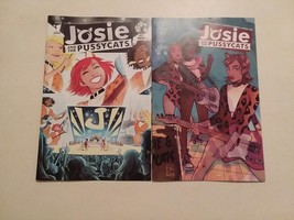 Josie And The Pussycats #1 And #2 - Free Shipping - $11.30
