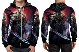 ares TOUCH this image to discover its story Hoodie Zipper Fullprint Men - $46.80