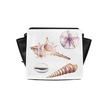 Sea Creature Underwater Shell Satchel Bag Crossbody Bags Travel Tote Bags - $38.00