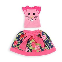 WakaoFeeling 10 Pieces Doll Clothes Outfits for 14.5 Inch Wellie Wisher ... - $24.59