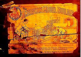Erector Set American Model Builder No. 4 AA18-1303 Vintage image 10