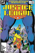 Justice League Comic Book #4 DC Comics 1987 VERY FINE+ NEW UNREAD - $3.25