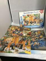 ravensburger puzzle Kids Puzzle 2 In 1 - $15.70