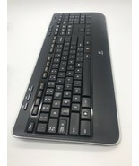 Logitech K520 Wireless Desktop Keyboard - W/Receiver 820-002864 - $21.75
