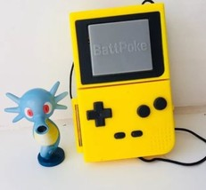 Battpoke - Pokemon Tomy Nintendo Batt Poke Toy With Horsea Figure  - $11.48