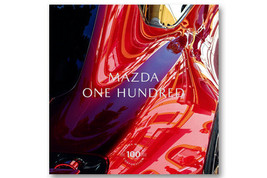 "MAZDA Photobook ""ONE HUNDRED"" 100TH COLLECTION 100th anniversary limited - $128.69"