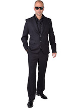 Men in Black / Bodyguard - Black Suit and tie - $50.89