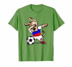 New Shirts - Dog Dabbing Soccer Russia Jersey Shirt Russian Football Men - $19.95+