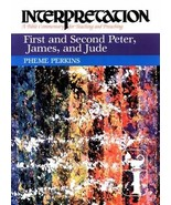 First and Second Peter, James, and Jude (Interpretation: A Bible Comment... - $21.95