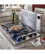 Renaissance Epicure ERV3015 30 Downdraft Range Hood With Easy-To-Clean F... - $1,079.10