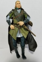 2002 Marvel Lord of the Rings LEGOLAS Action Figure Two Towers - $9.69