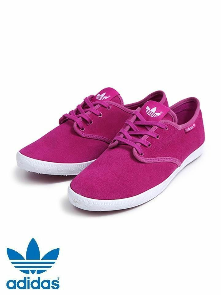Adidas Originaux Femmes Adria Ps Baskets Femmes Chaussures Tennis - Vif Rose