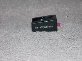 Bareminerals Black Taille Crayon Eye Liner SHARPENER Travel Size New - $9.80
