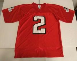 Atlanta Falcons Matt Ryan NFL Team Apparel Jersey Men's Medium - $14.84