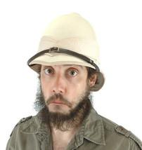 SteamPunk Cosplay Victorian British Safari Explorer Pith Helmet Hat NEW ... - €21,70 EUR