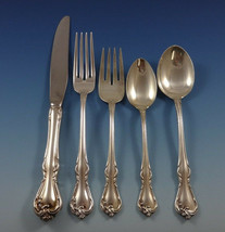 Rose Cascade by Reed & Barton Sterling Silver Flatware Service 8 Set 47 Pieces - $2,795.00